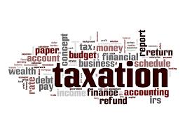 Taxation of Business Activities and Individuals